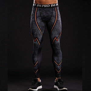 The Flash Compression Pants - Fitness Elephants