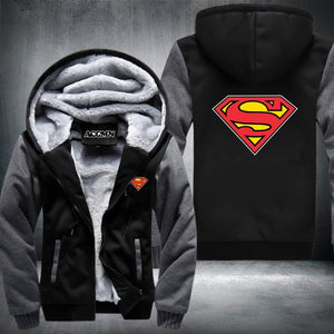 Superman Thick Jacket
