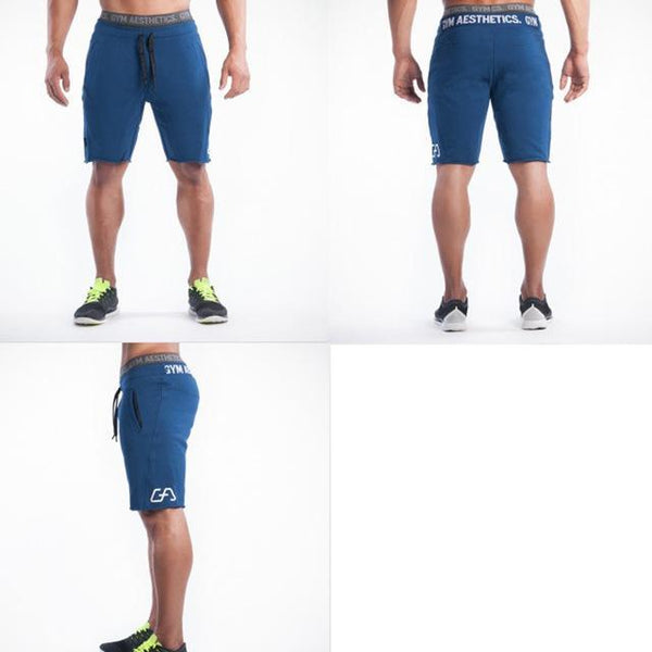 Slim Fit Short Pants - Fitness Elephants