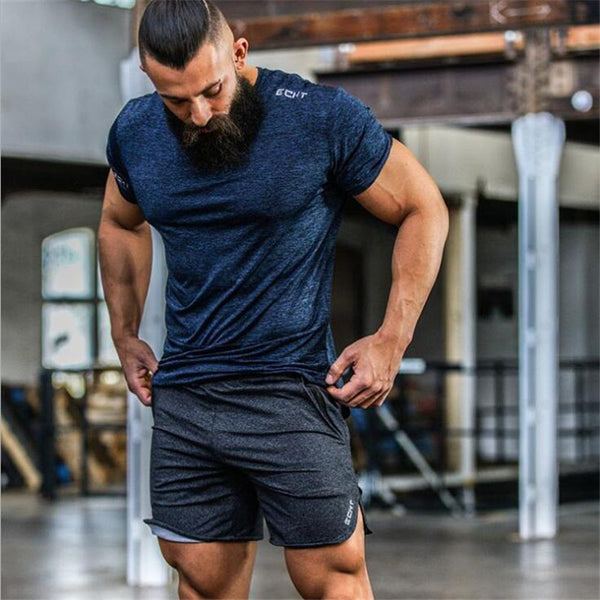 Casual Fitness Shorts - Fitness Elephants
