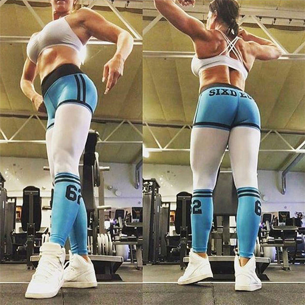 Fitness Sport Legging - Fitness Elephants