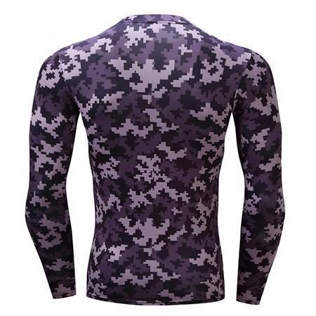 Base Dry Compression Shirt - Fitness Elephants