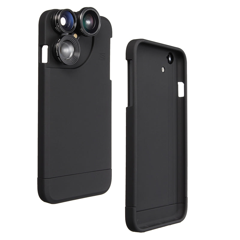 iPhone 6|6plus Camera Lens Kit Case [4 In 1 Lenses] - Fitness Elephants