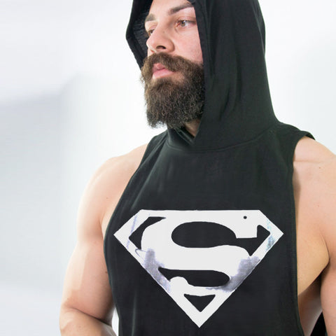 Superman Tanktop - Fitness Elephants