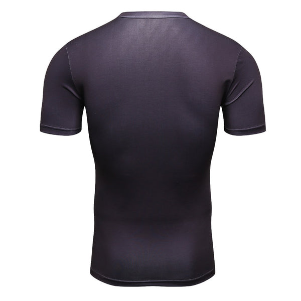 Diamond Compression Shirt - Fitness Elephants