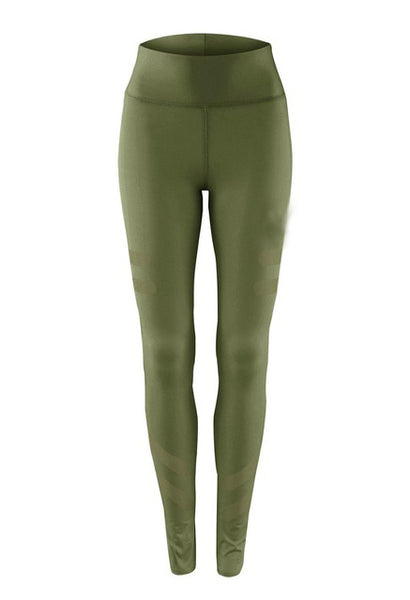 High Waist Leggings - Fitness Elephants