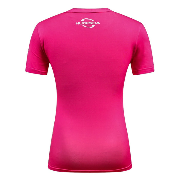 Superman Pink Compression Shirt - Fitness Elephants