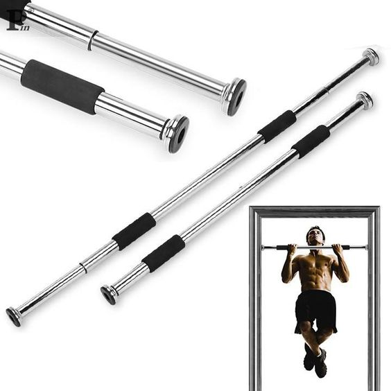 100KG Adjustable Pull Up Bar - Fitness Elephants