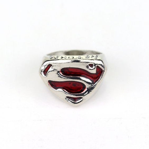 Red Superman Ring