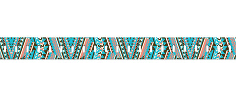 New! Aztec Print Utility Strap for the I Rock N Ride Speaker