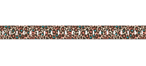 New! Cheetah Print Utility Strap for the I Rock N Ride Speaker
