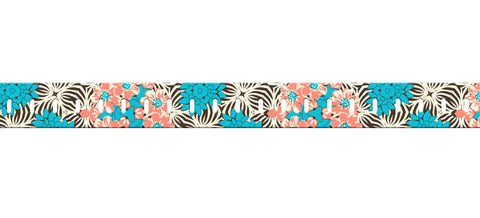 New! Zebra Floral Print Utility Strap for the I Rock N Ride Speaker
