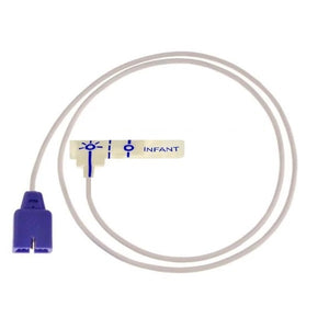 Draeger MX50067 Compatible Disposable SpO2 Sensors