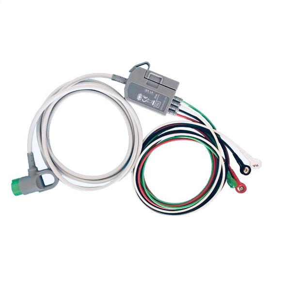 Physio Control 11111-000020 Compatible 12 Lead ECG Trunk Cable
