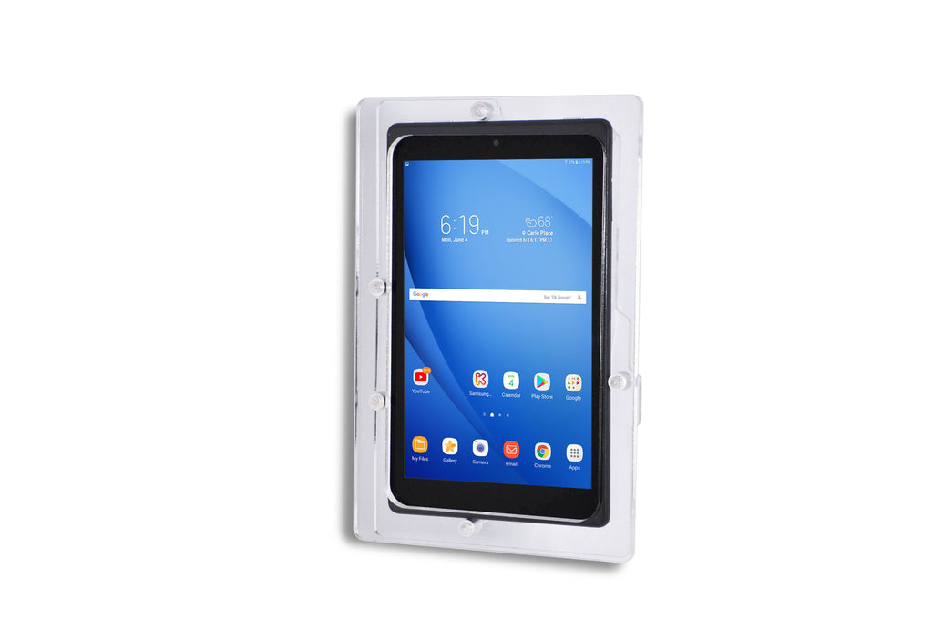 LG G Pad 7 Security Anti-Theft Acrylic Security VESA Kit