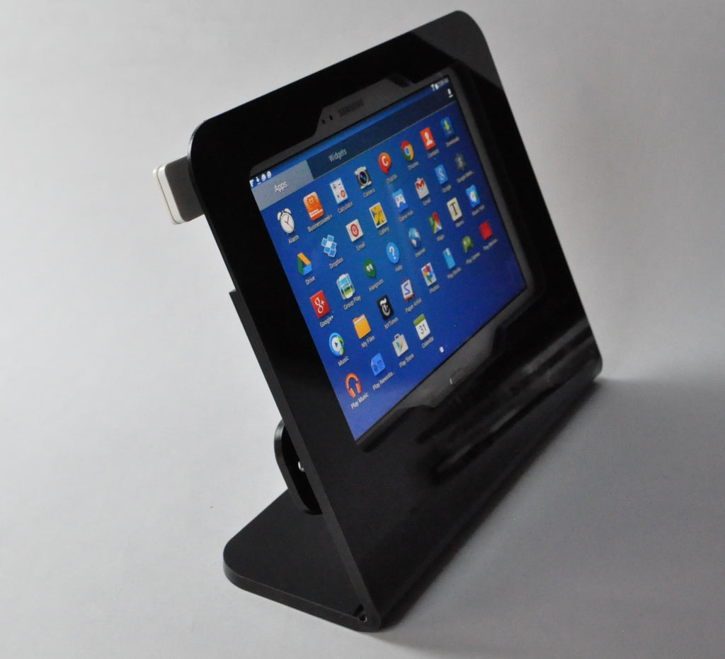 Nexus 10 Security EZ Desktop Stand for Kiosk, POS, Store Display, Show