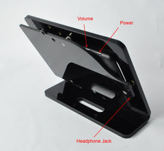 LG G Pad 7 Security EZ Desktop Stand for Kiosk, POS, Store Display, Show