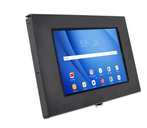 "Lenovo TAB 4 8"" Plus E8 Tablet Security Wall Mount Metal Enclosure VESA Ready"