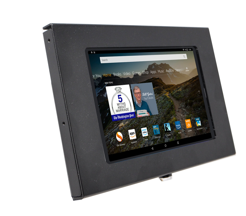 Amazon Fire HD 8 Security Wall Mount Metal Enclosure VESA Ready