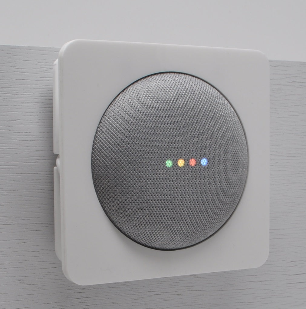 Google Home Mini Nest Mini Security Wall Mounting Kit