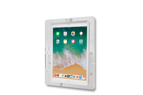 iPad Pro Security Acrylic VESA Kit, Wall Mount, Desktop Stand for Kiosk, POS, Store Display, Show