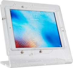 iPad Security EZ Desktop Stand for Kiosk, POS, Store Display, Show