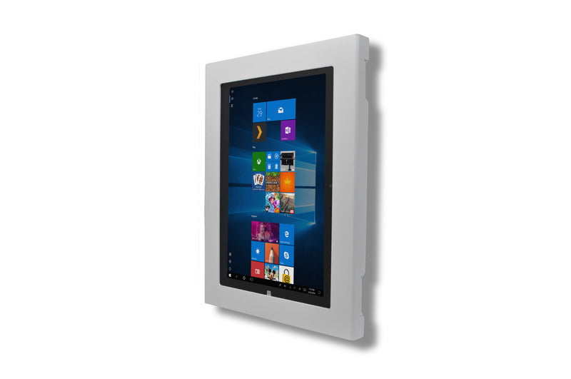 Lenovo TAB 10, TAB 2 A10, TAB 3/4 10, Miix 310 320, TAB E10 Security Wall Mount Metal Enclosure VESA Ready