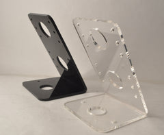 Acrylic VESA Desktop Mount Stand for Smart Display, EZ VESA