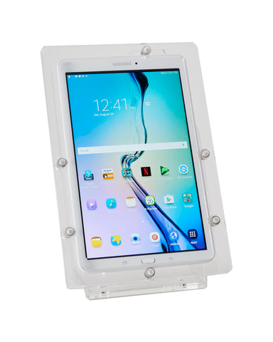 "Lenovo TAB 3 7"" Security Anti-Theft Acrylic Security Kit for Wall Mount, Desktop"