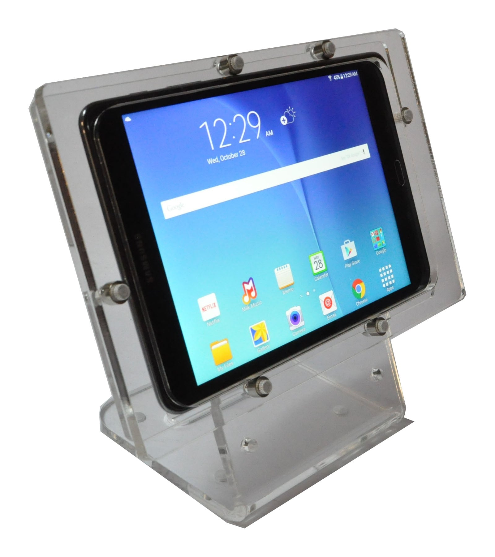 "Chuwi Hi10 10"" Security  Enclosure VESA Ready"
