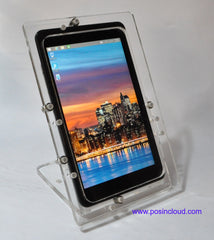 "Verizon Ellipsis 8"" Tablet Security Anti-Theft Acrylic Security VESA Kit"