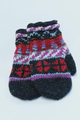 Cozy Knit Mittens