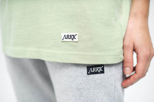 ARKK Apparel ARKK Box Logo Tee Swamp T-Shirt