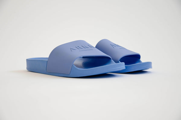 ARKK Collection ARKK Slides Lavender Blue - Women Slides Lavender Blue