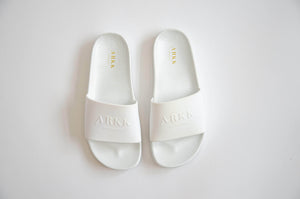 ARKK Collection ARKK Slides White - Men Slides
