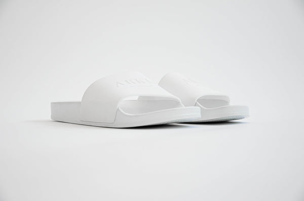 ARKK Collection ARKK Slides White - Women Slides White