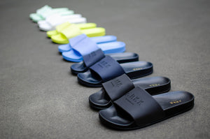 ARKK Collection ARKK Slides Yellow Glow  - Men Slides
