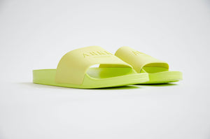 ARKK Collection ARKK Slides Yellow Glow - Women Slides Yellow Glow