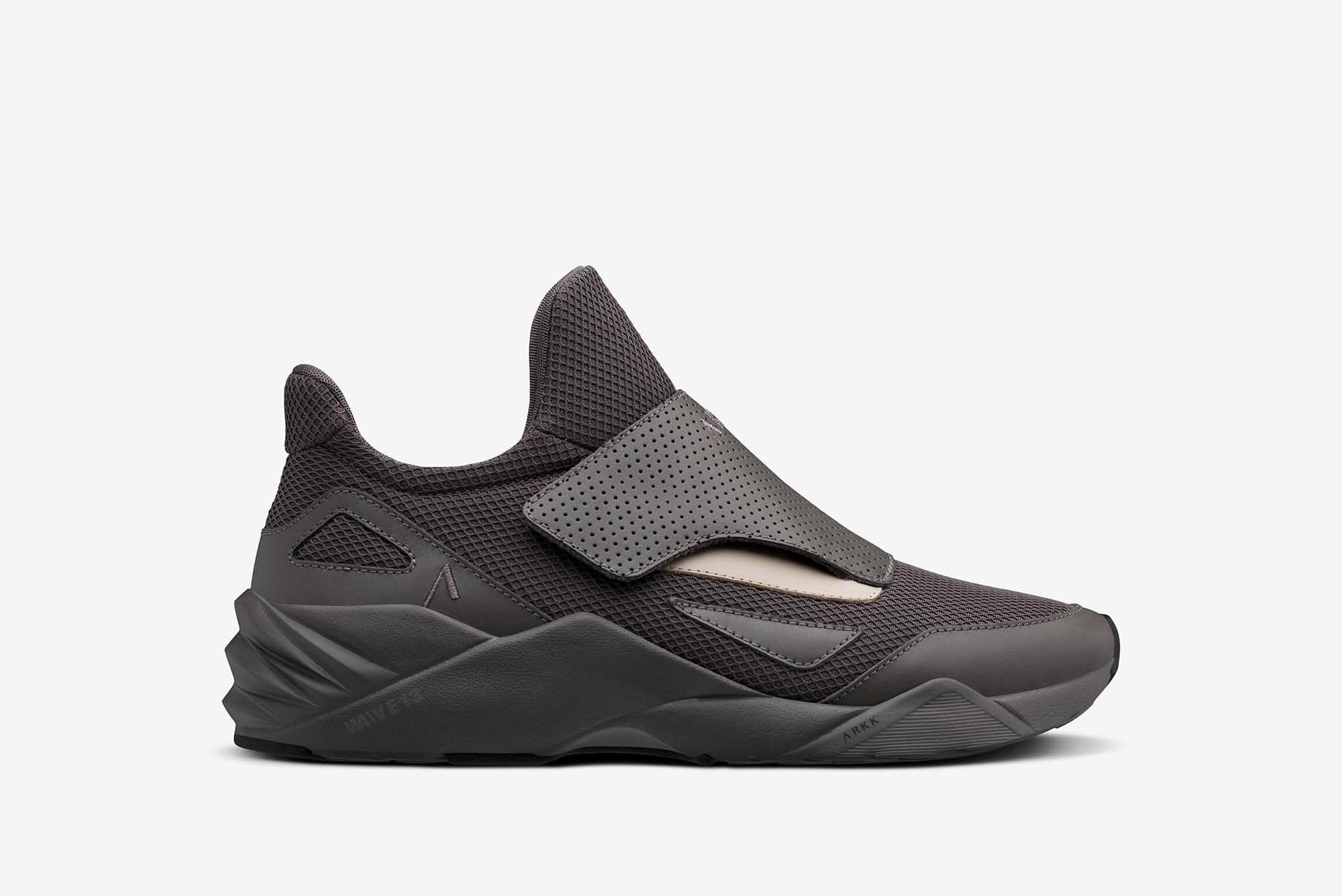 ARKK Copenhagen - Superior Line Apextron Mesh W13 Steel Grey Black-Women Apextron Steel Grey
