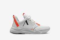 ARKK Collection Asymtrix Mesh F-PRO90 Soft Grey Orange - Men Asymtrix Soft Grey Orange