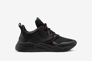 ARKK Copenhagen - Main Line Asymtrix Mesh F-PRO90 Triple Black-Men Asymtrix