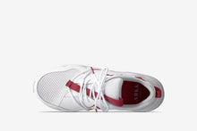 ARKK Copenhagen - Main Line Asymtrix Mesh F-PRO90 White Haute Red - Women Asymtrix White Haute Red