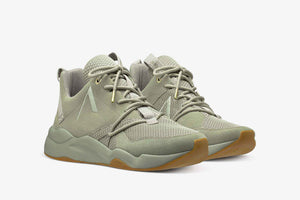 ARKK Collection Asymtrix Suede F-PRO090 Seagrass Gum - Men Asymtrix