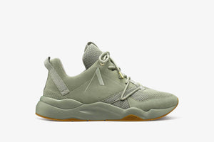 ARKK Collection Asymtrix Suede F-PRO090 Seagrass Gum - Women Asymtrix