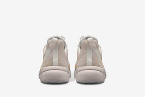 ARKK Copenhagen - Superior Line Asymtrix Suede F-PRO90 White Sand Mock Orange - Women Asymtrix White Sand