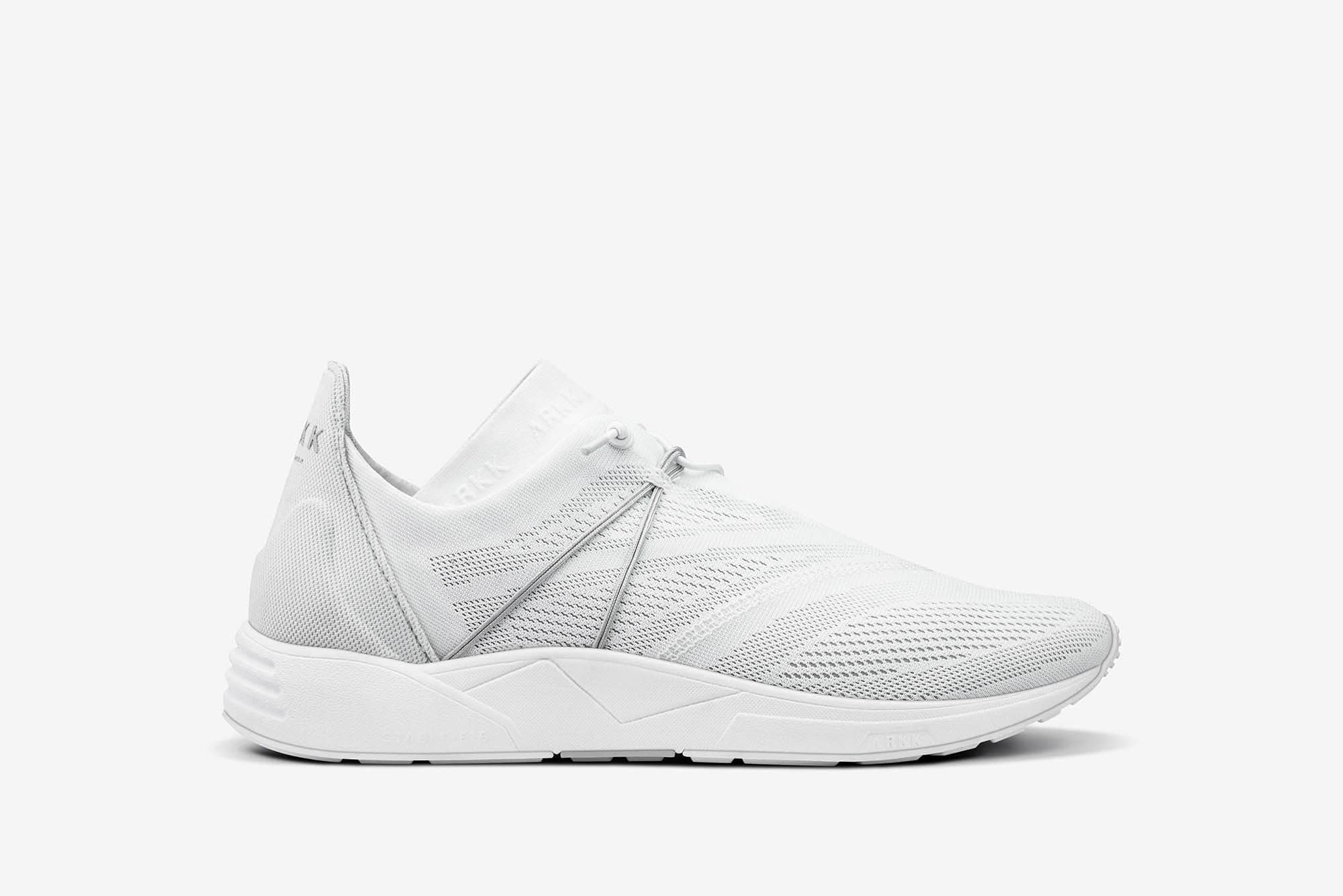 ARKK Copenhagen - Essential Line Eaglezero CM S-E15 White Grey - Men Eaglezero White
