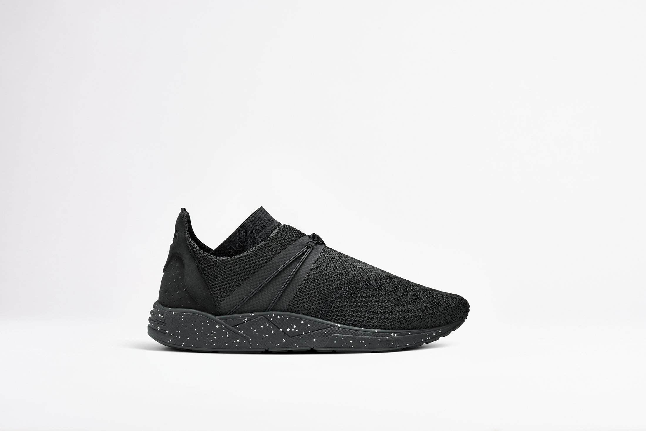 ARKK Copenhagen - Main Line Eaglezero Mesh S-E15 Black Spray - Women Eaglezero Black