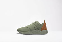ARKK Collection Eaglezero Suede S-E15 Army Brown - Men Eaglezero Army