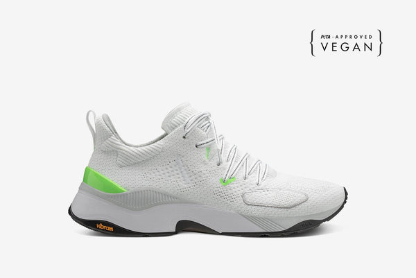 ARKK Collection Forthline FG VULKN Vibram White Vivid Green - Men Forthline