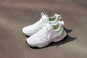 ARKK Collection Forthline FG VULKN Vibram White Vivid Green - Women Forthline